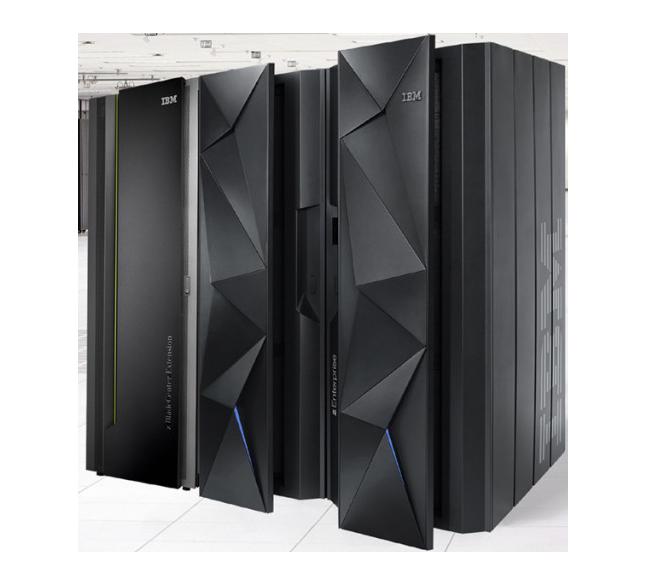 IBM zEnterprise EC12 picture